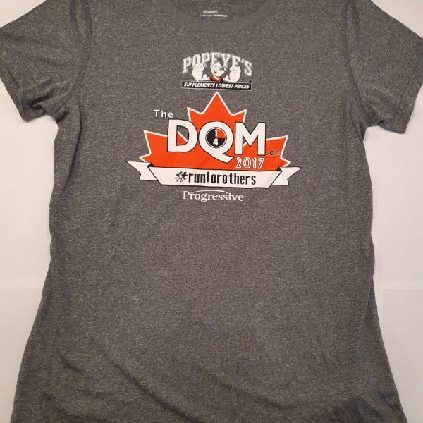 2017 DQM Shirt – Men